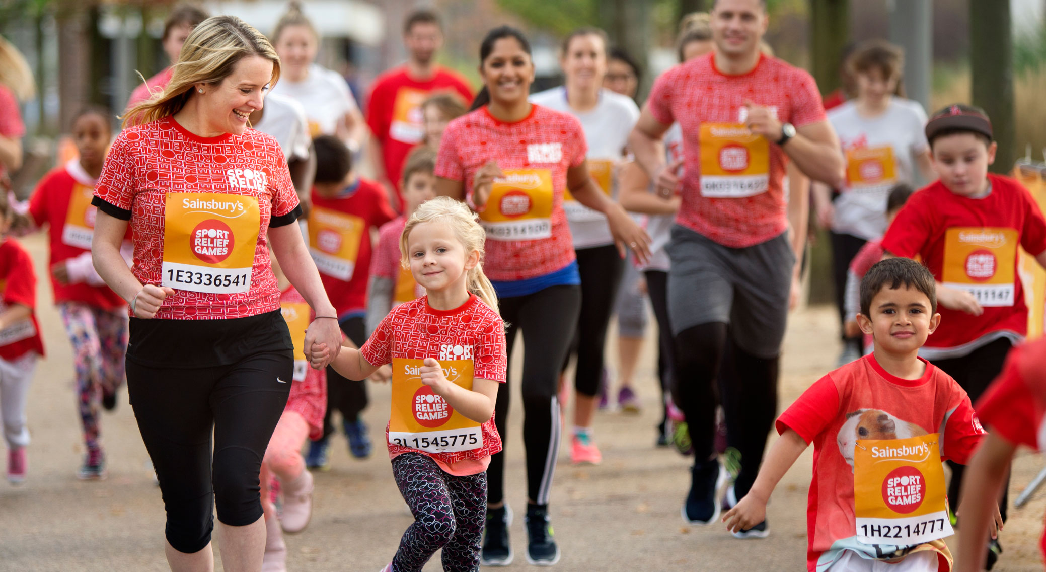 People Of Bournemouth To Walk And Run Themselves Proud For Sport Relief Bh Live Active