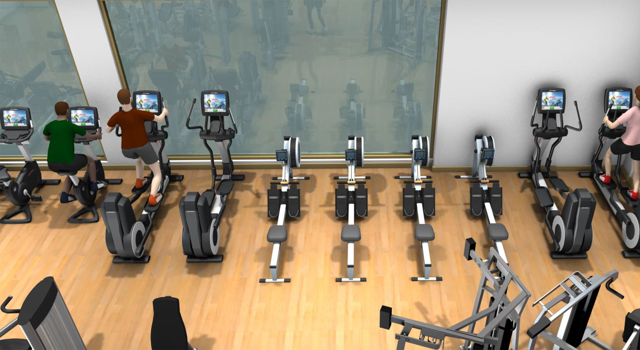 Corfe Mullen Gym Classes Pool Amp Spa Poole Bh Live Active