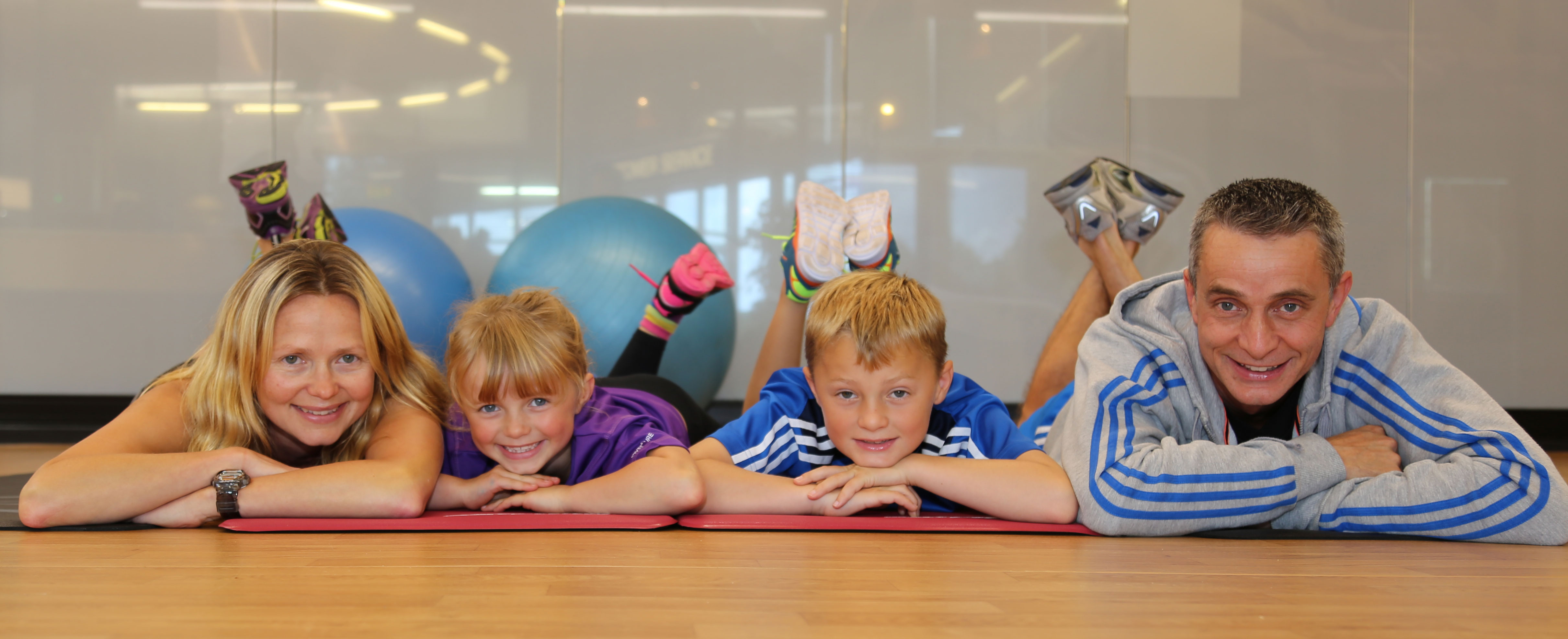 Families Are Getting More Active Despite A National