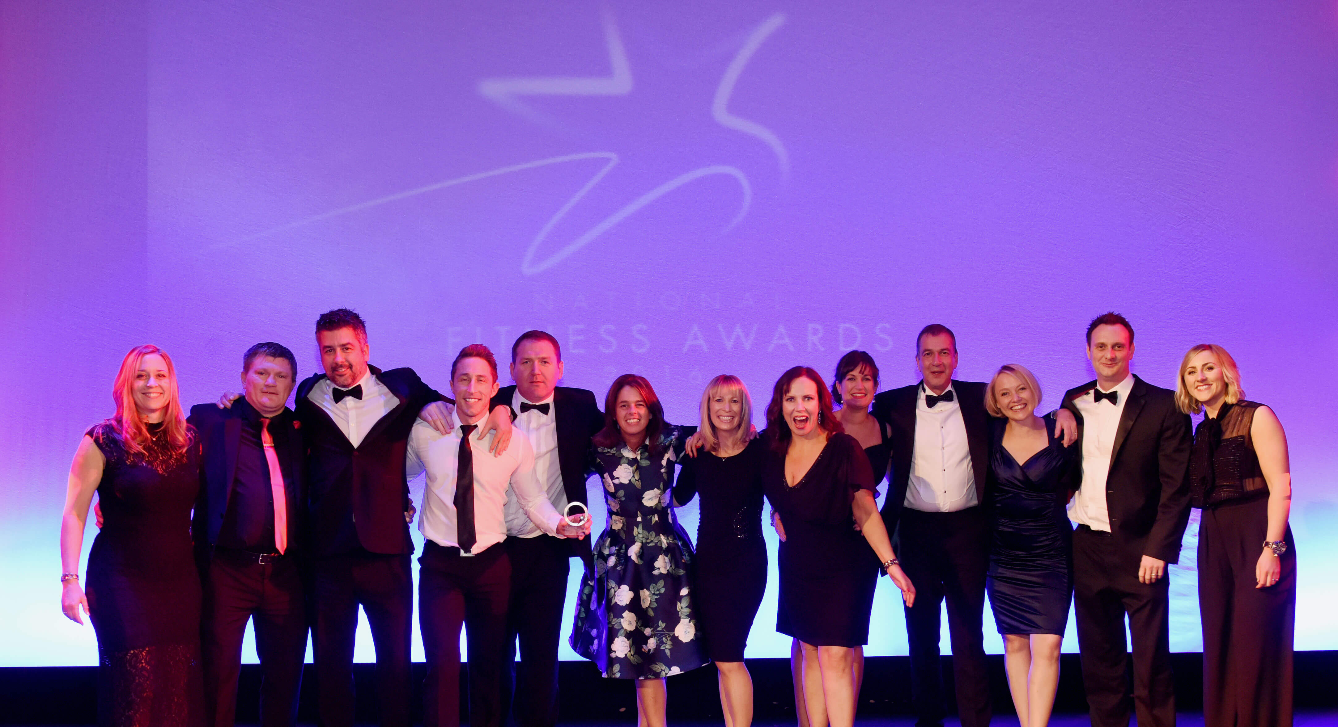 Scooping Top Fitness Industry Award Bh Live Active