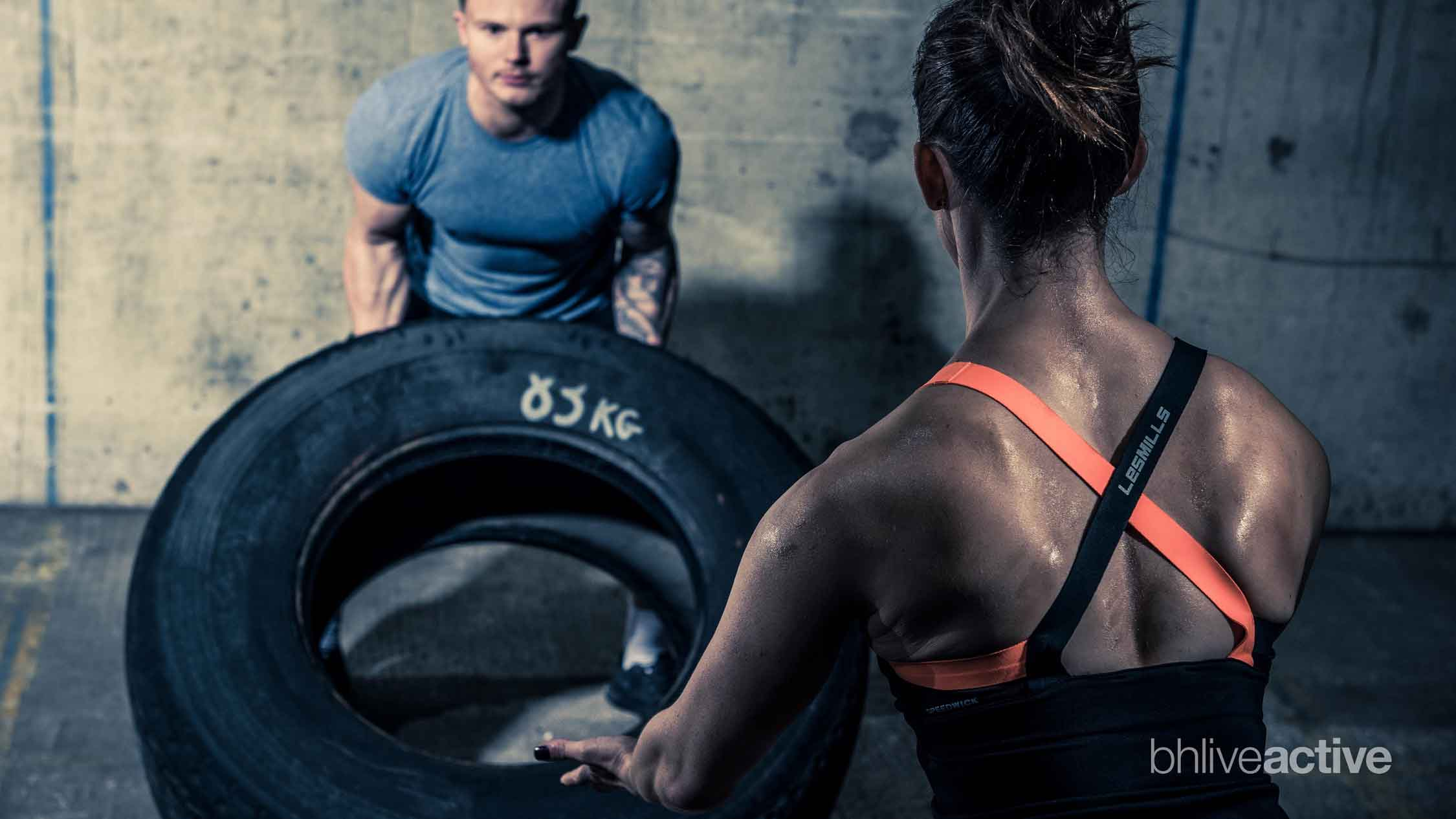 Personal Training Poole And Bournemouth Bh Live Active