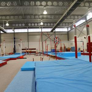 Portsmouth gymnastics centre bh live active Mountbatten swimming pool portsmouth