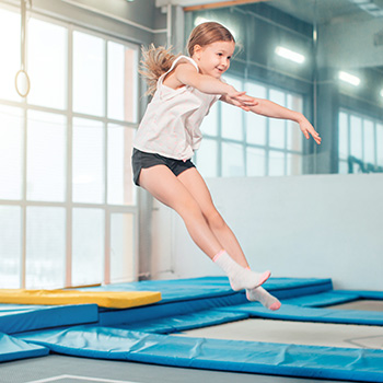 Trampolining Courses