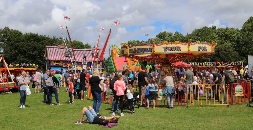 Popular Family Fun Day Returns For Fifth Year Bh Live Active